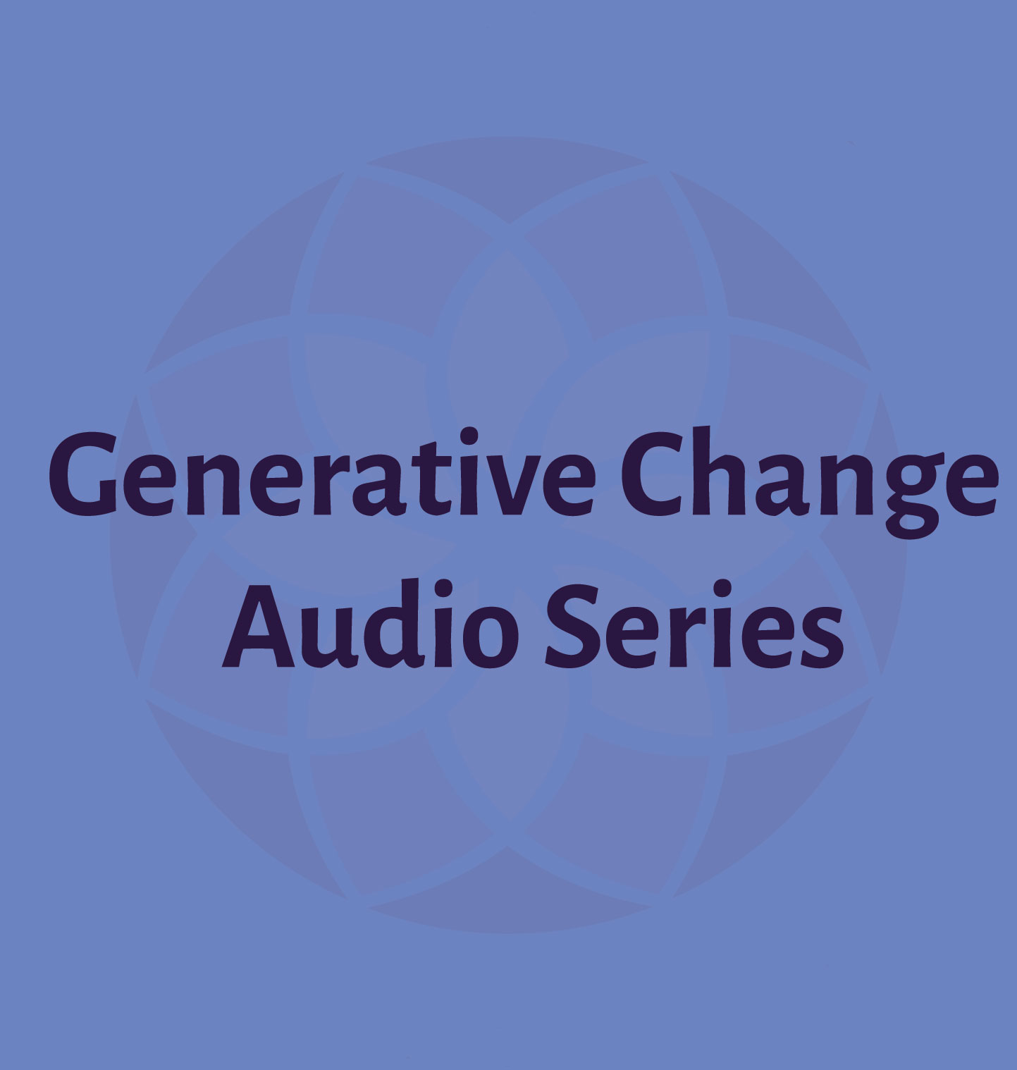 Generative Change Audio Series